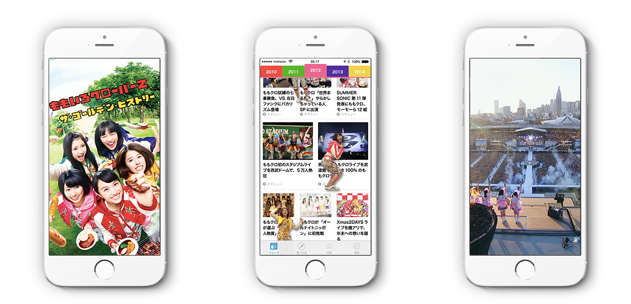 momoclo_iPhoneALL